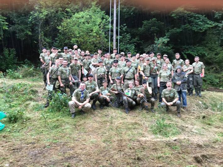 Християнський військовий вишкільний табір «Захисник» відбувся у Карпатах