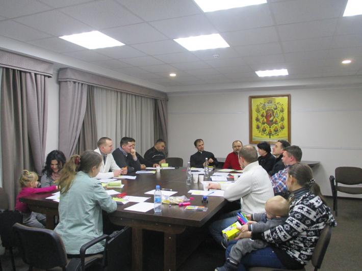 Голови комісій родини провели завершальну в 2019 році координаційну зустріч