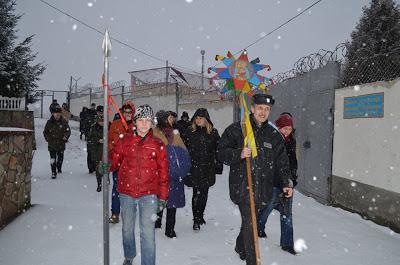 Відвідини засуджених жінок у ВК №63 з нагоди Дня особливої уваги до в'язничного служіння