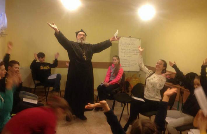 Для дітей з греко-католицьких сімей Полтави розпочався табір «Канікули з Богом»