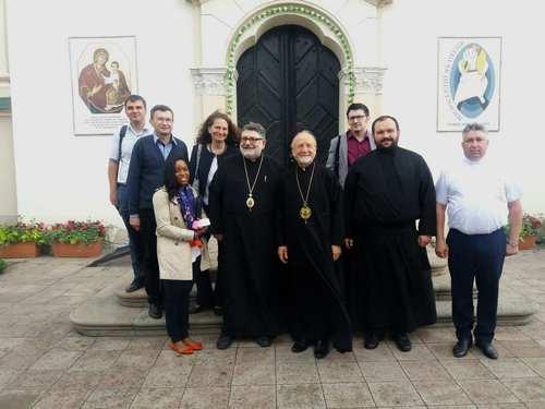 Гості з Америки відвідали Сокальсько-Жовківську єпархію