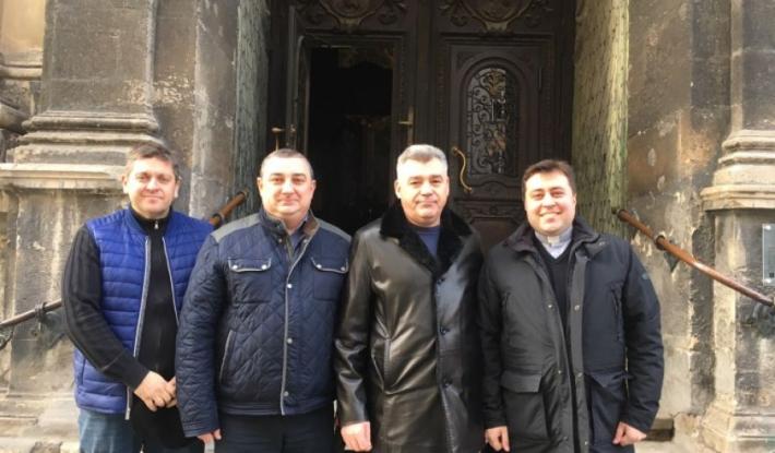 Голова Державної прикордонної служби України відвідав львівський Гарнізонний храм