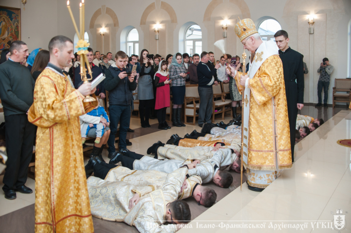 В Івано-Франківській архиєпархії завершився рік блаженного священномученика Григорія Хомишина