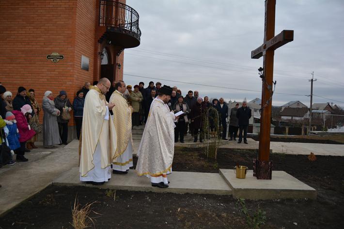 У парафії Всіх святих українського народу в Южноукраїнську провели святу місію