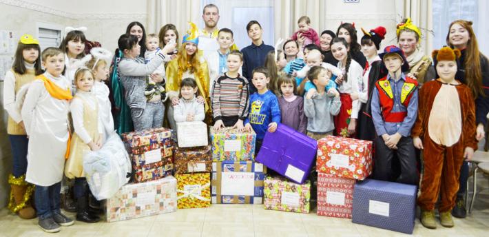 Мальтійська Служба Допомоги підбила підсумки акції «Святий Миколай іде до сиріт»