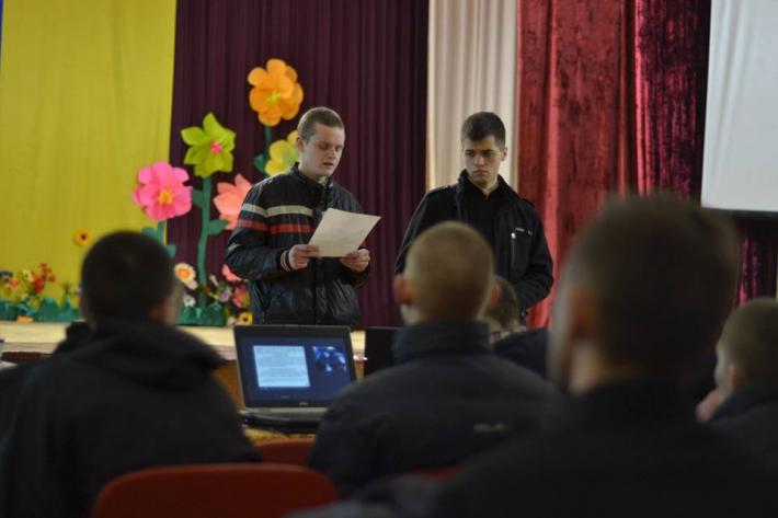 Про зустріч з вихованцями Прилуцької виховної колонії очима семінаристів КТДС