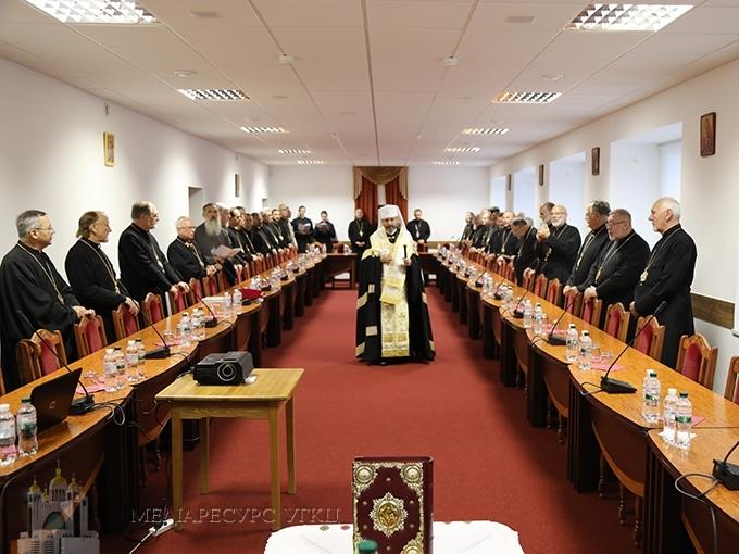 В УГКЦ новий склад Постійного Синоду