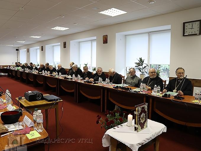 Синод Єпископів УГКЦ прийняв необхідні рішення, щоб покращити літургійне і молитовне життя у Церкві