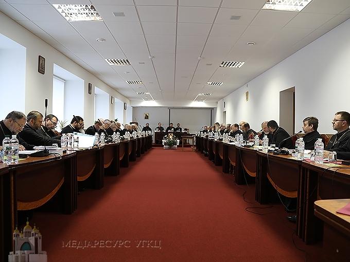 Комунікат Синоду Єпископів Української Греко-Католицької Церкви