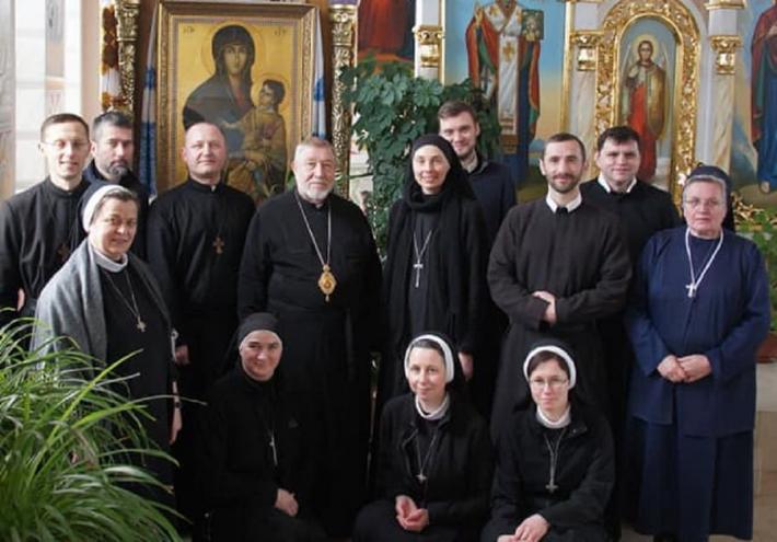 У Донецькому екзархаті провели прощу монашества