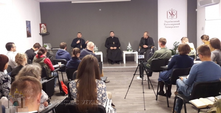 """У Києві відбувся богословський диспут """"Біблія про єдність Церкви"""""""
