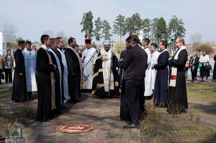 «Поминаючи загиблих мусимо пам'ятати і живих», — Глава УГКЦ під час Панахиди за ліквідаторами Чорнобильської АЕС