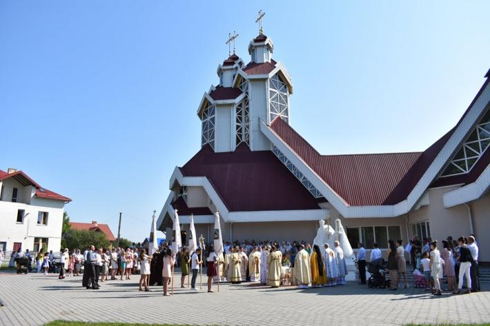 Праведного митрополита Андрея вшанували прощею до села Прилбичі