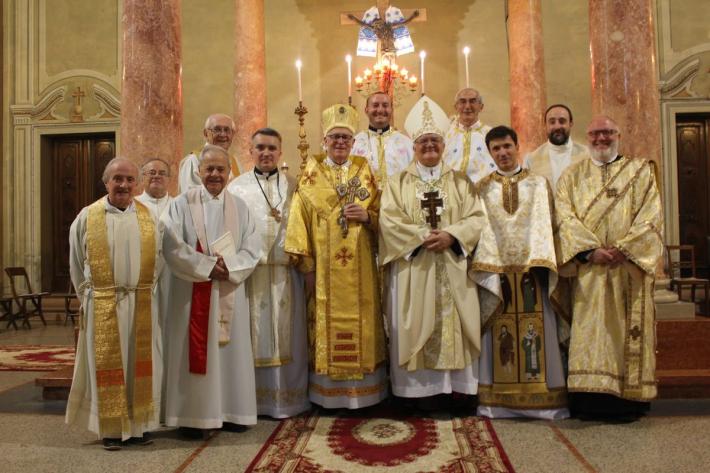 Українська громада Феррари в Італії відсвяткувалa 350-ліття храму