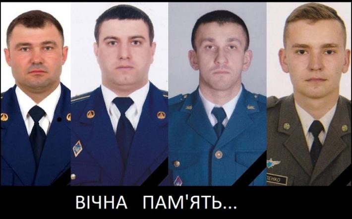 Військові капелани УГКЦ висловили співчуття родинам  військовослужбовців, що загинули в авіаційній катастрофі