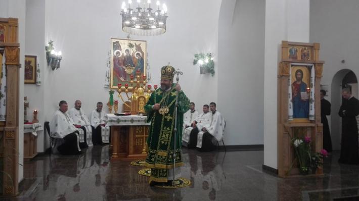 Блаженніший Святослав: «Свято Зіслання Святого Духа є святом надії»
