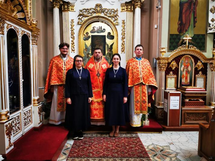Сестри служебниці відкрили свою першу місію в Чернівецькій єпархії