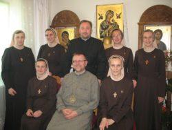 Згромадження дочок Матері Божої Неустанної Помочі у Новояворівську обрало нову настоятельку