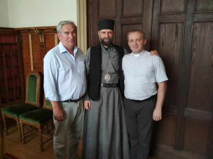 У приміщенні Конференції Католицьких Єпископів Угорщини говорили про душпастирство українців