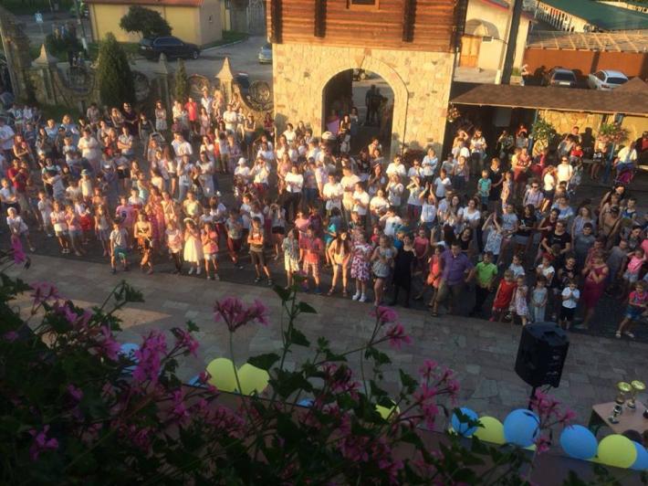 До проведення «Веселих канікул із Богом» у Червонограді приєдналися ветерани АТО