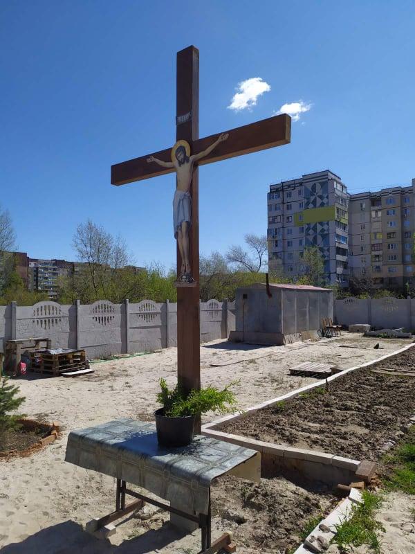На Дніпропетровщині освятять каплицю Матері Божої Неустанної Помочі