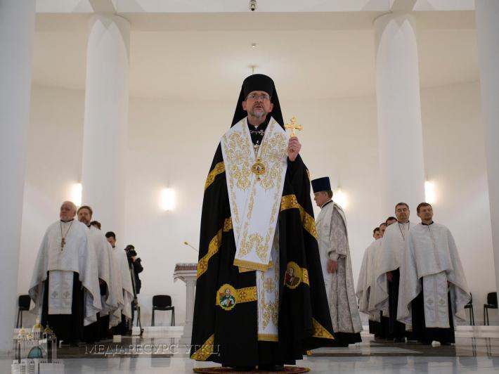 «Чи нам болить теперішній стан роз'єднання?» – владика Богдан Дзюрах під час молитви за єдність християн