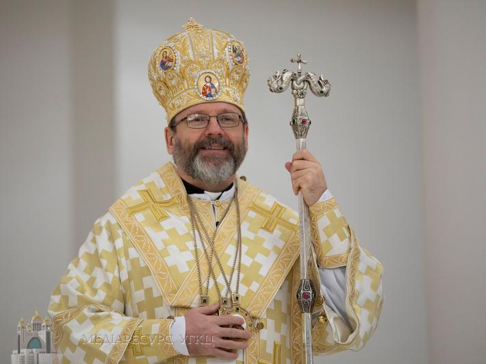 Блаженніший Святослав: «Вірити означає не просто погодитися на щось, чого я не розумію. Вірити – це наново народитися»