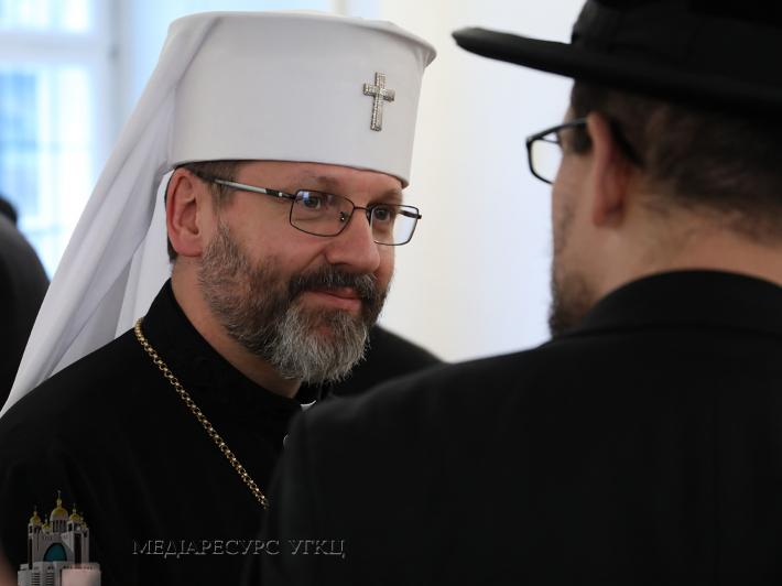 Глава УГКЦ у Відні: «Від імені українського народу я хочу подякувати кардиналу Теодорові Інніцеру за його героїчні вчинки в часи Голодомору»