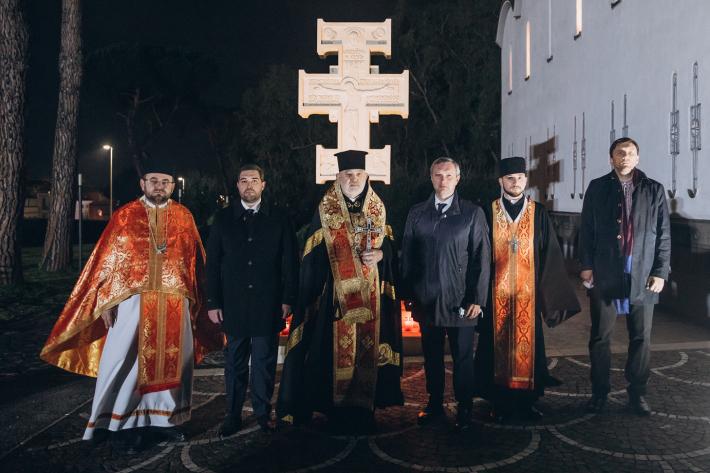У Римі вшанували жертв Голодомору