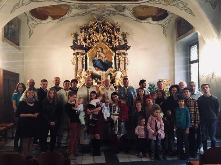 Паломники зі Львова відвідали регіональну зустріч Тезе у Австрії