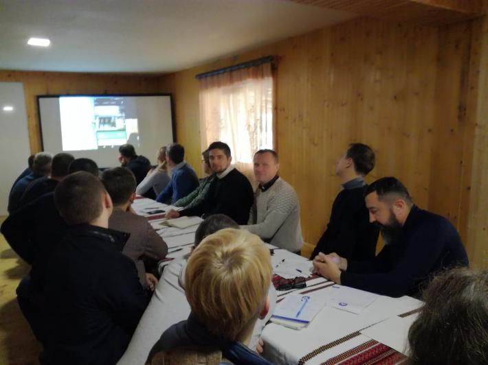 Представники комісій у справах молоді з різних єпархій зустрілися в Яремчі