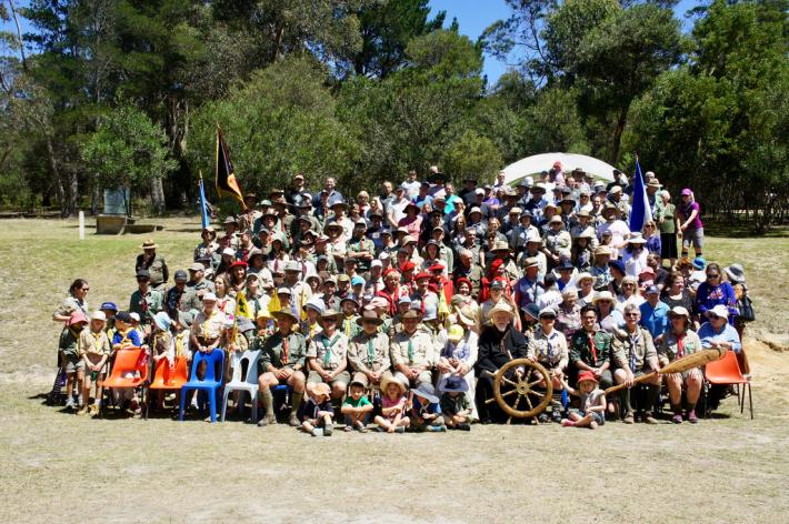 Близько 500 учасників відвідало Пластові та СУМівські молодіжні табори під час Різдвяних свят в Австралії