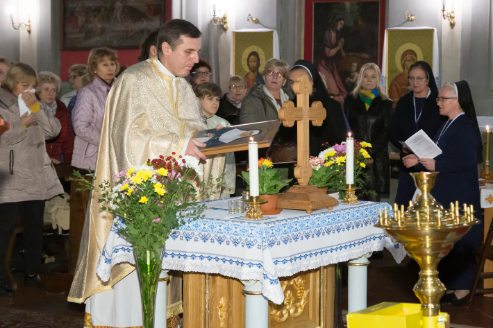 У Флоренції відзначили ювілей з дня народження преподобної матері Йосафати