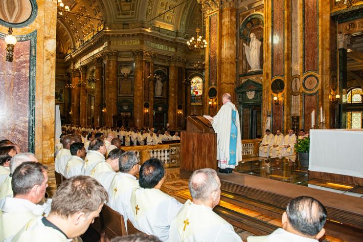 Отці салезіани з України беруть участь в Генеральній капітулі Салезіанського згромадження в Турині