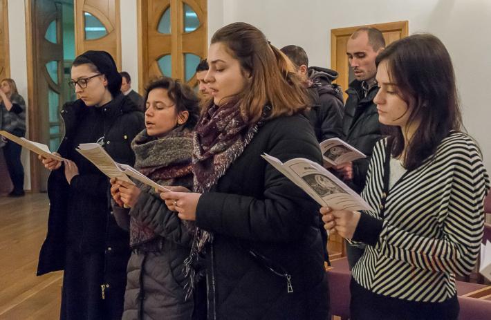 Інститут екуменічних студій УКУ організовує Екуменічну молитву