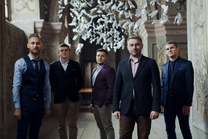 Гурт «P&P Quintet» львівського гарнізонного храму запрошує на вечір духовного співу з нагоди п'ятиріччя заснування колективу