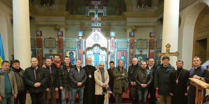 Члени Братства святих Бориса і Гліба провели чергову молитовну зустріч