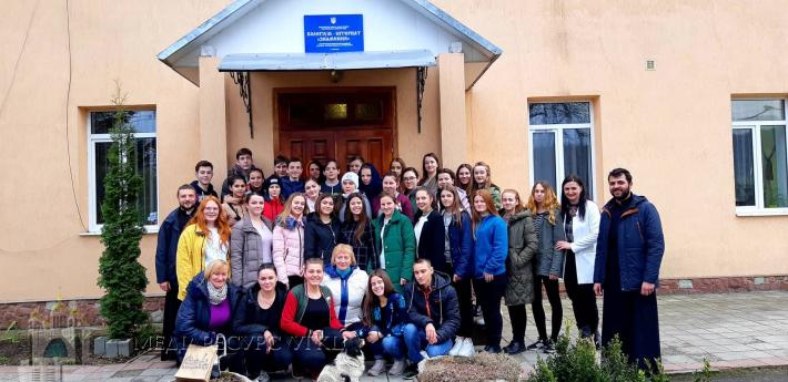Зарваницю відвідали діти з Лисичанська