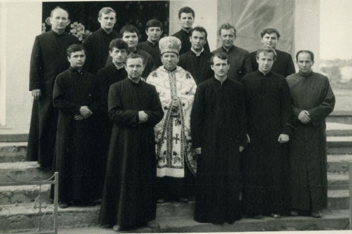 Владика Василій Семенюк: Стократний плід апостольської праці