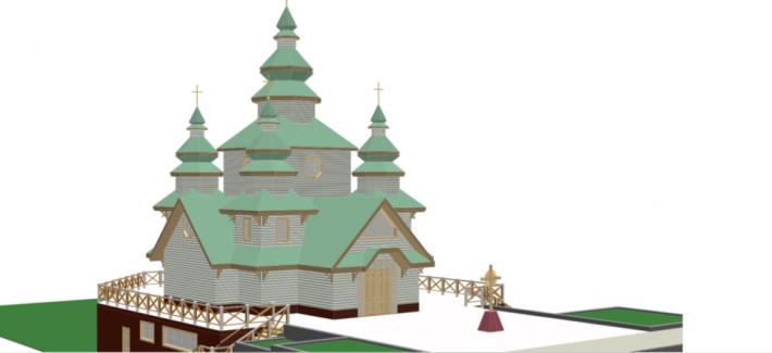 В Енергодарі збудують греко-католицький храм