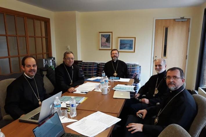 Постійний Синод УГКЦ обговорив стан підготовки головної теми Синоду Єпископів 2020 року «Еміграція, поселення і глобальна єдність УГКЦ»