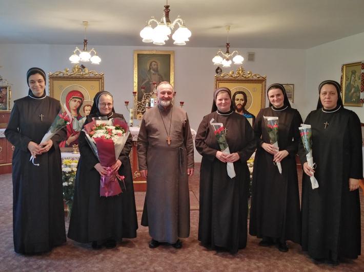 У Згромадженні сестер святого священномученика Йосафата вибрали головну настоятельку