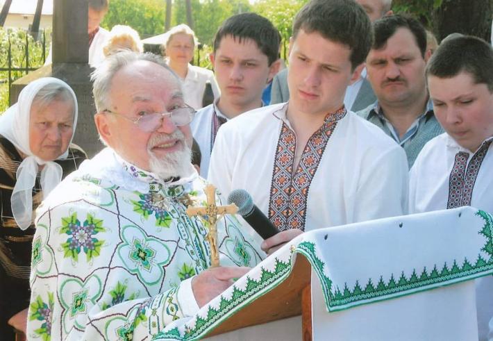 «Не бійся, тільки вір»: сьогодні десята річниця смерті отця Василя Вороновського