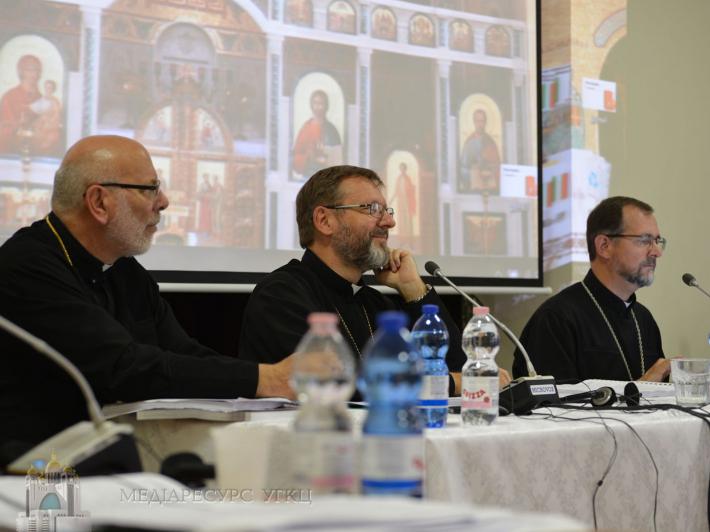 На Синоді Єпископів 2019 року Робоча група із впровадження Стратегії