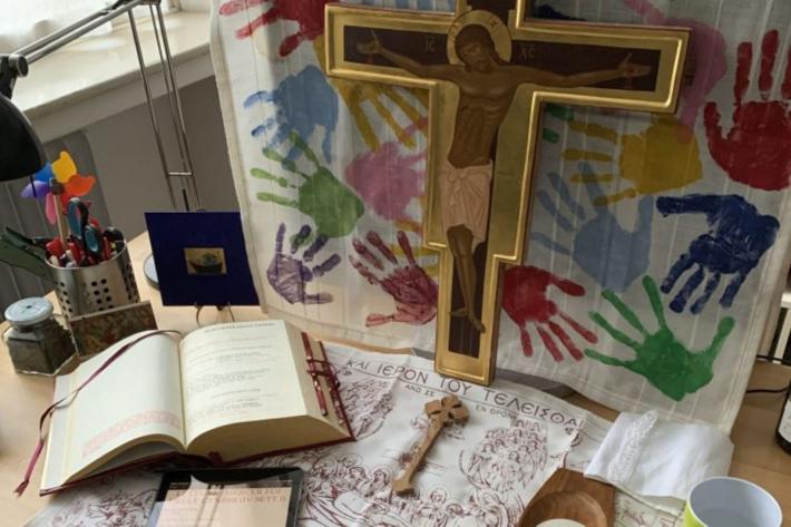 Катехитичні матеріали для духовного читання і зростання у вірі в період карантину