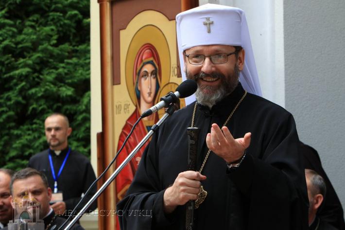 Глава УГКЦ: «Наша Церква має вірних і серед китайців»