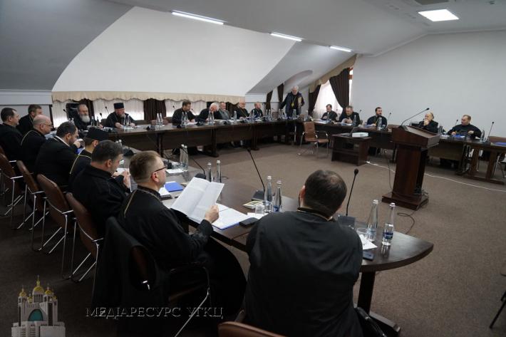 Про Вісімдесят першу сесію Синоду Єпископів Києво-Галицького Верховного Архиєпископства УГКЦ