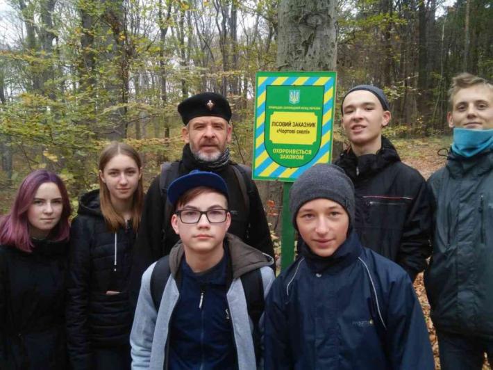 При монастирі отців cалезіан відбувався мандрівний табір «До висот