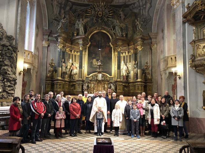 В Будапешті відбулися передріздвяні реколекції