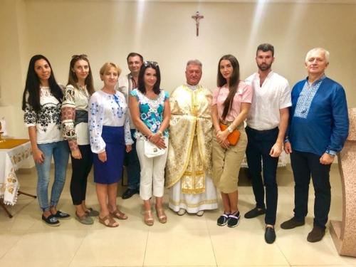День Незалежності України молитовно відзначили в Об